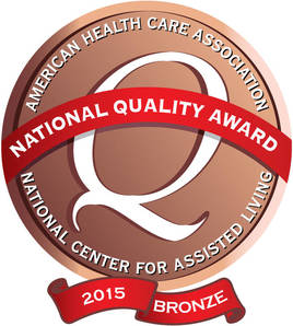 2015 Bronze Quality Award